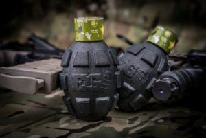 Enola Gaye Paint Grenade